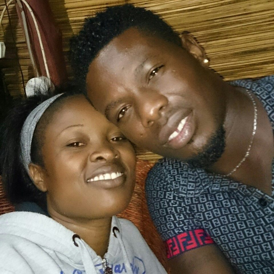 brenda 3 - Meet The Only Kenyan Journalist Who Is Married To A Famous Footballer (PHOTOS)