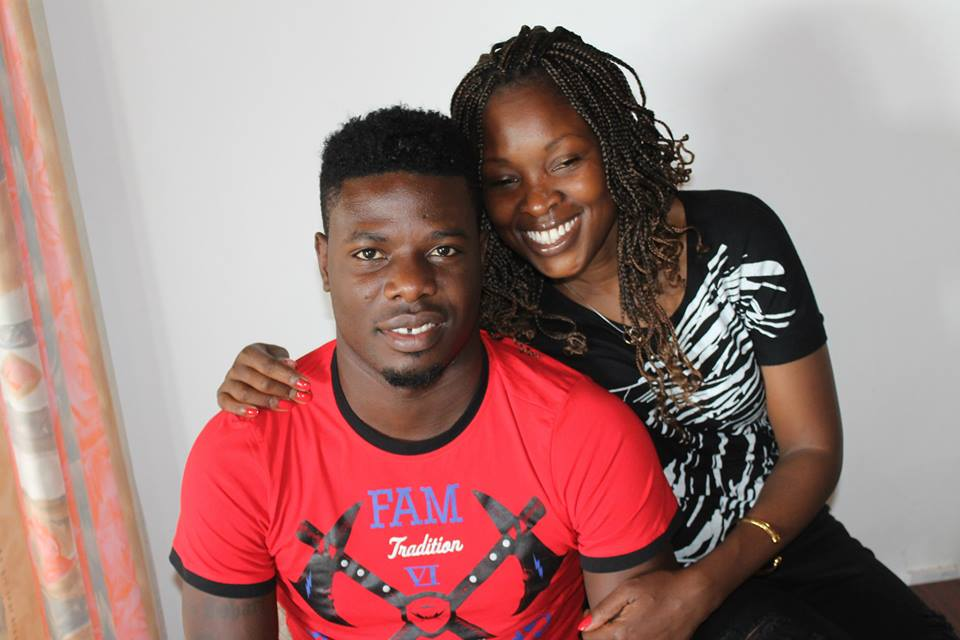 brenda 61 - Meet The Only Kenyan Journalist Who Is Married To A Famous Footballer (PHOTOS)