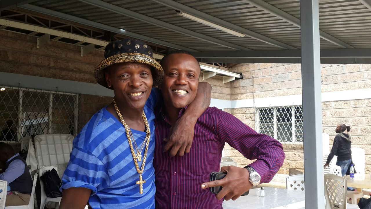 Maina Kageni and Jose Chameleon - 5 Kenyan male celebs who can make convincing preachers (PHOTOS)