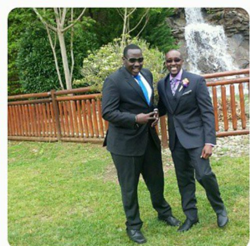 Willis Raburus Brothers wedding - 5 Kenyan male celebs who can make convincing preachers (PHOTOS)