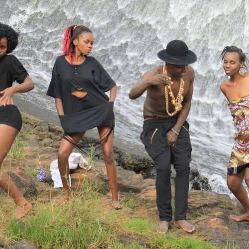 Top Kenyan Artiste Talks About His New Video With -6269