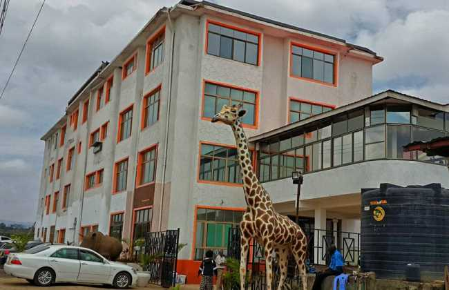 James Nganga14 650x420 - Life Is Sweet! Check Out The Palatial Homes Of Kenya's Richest Pastors (PHOTOS)
