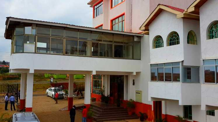 James Nganga15 747x420 - Life Is Sweet! Check Out The Palatial Homes Of Kenya's Richest Pastors (PHOTOS)