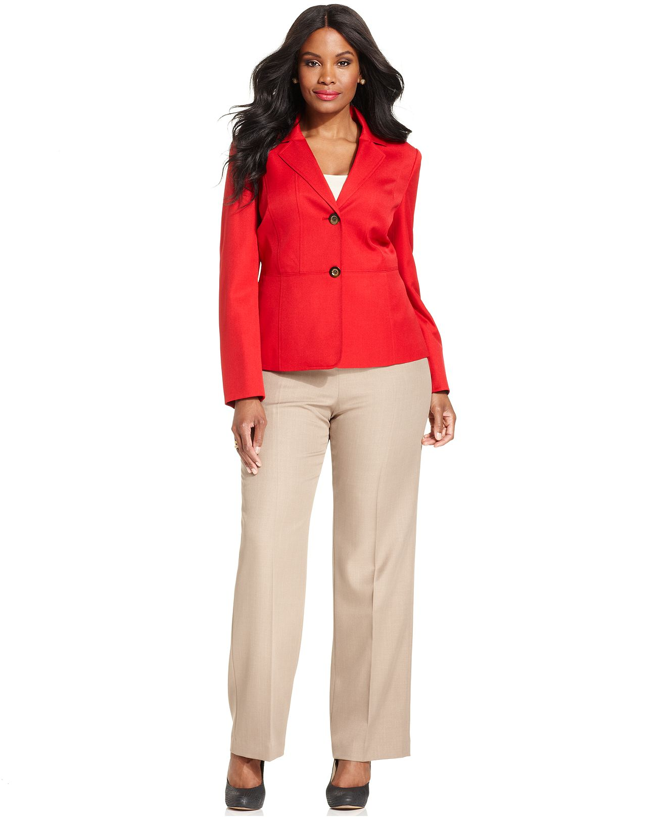Dress Pants Suits For Weddings 63 Perfect Pant Suits for Plus