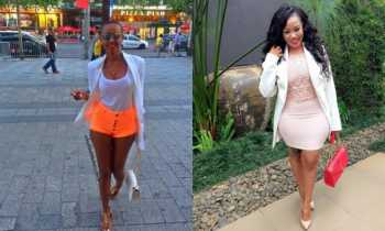 Vera Huddah 350x210 - Photos Of Your Favorite Kenyan Socialites Before The Fame And Money