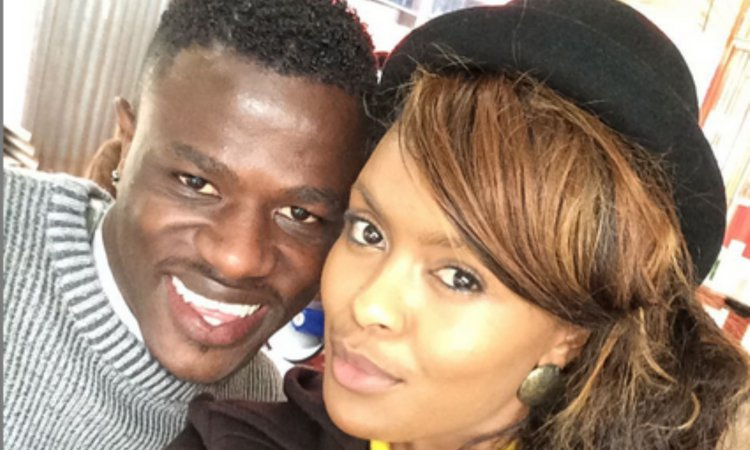 Avril And Popular Harambee Stars Player Set To Laugh All -8697