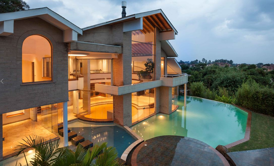 Here are some of the most expensive houses in kenya for Most luxurious house