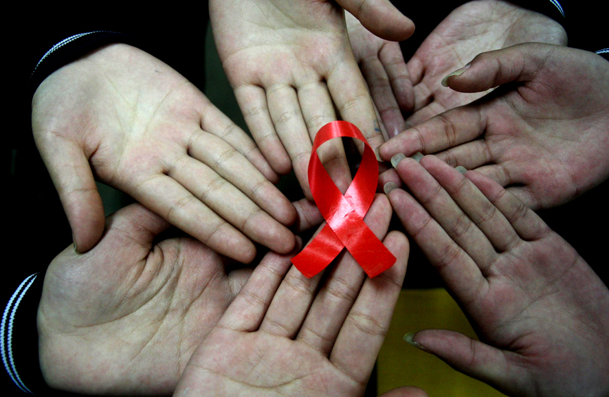 HIV2 - Fighting stigma! Brave Kenyans who openly revealed they were HIV positive