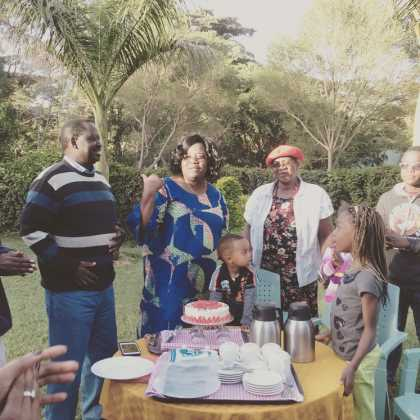 Ida Odinga2 420x420 - From William Ruto To Aden Duale, Politicians Who Own Expensive Homes