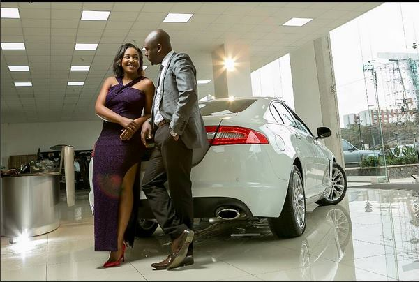 Could This Be Dennis Okari S Wedding Gift To Betty Kyalo
