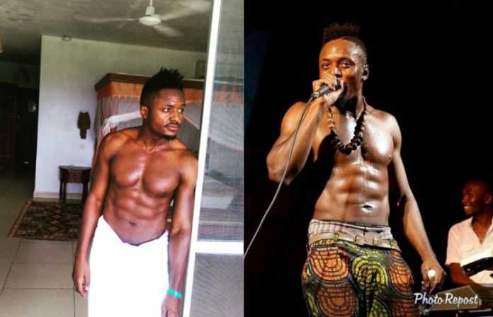Image result for shirtless sauti sol band