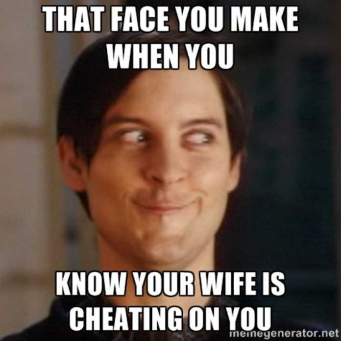 Why women cheat on husbands