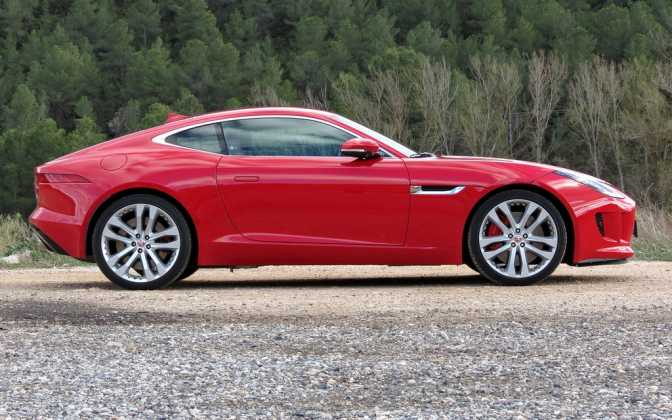 This is the new super expensive car that was spotted in for Who owns jaguar motor company