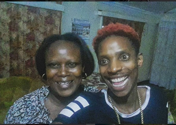 Eric Omondi - Never Seen Before! Meet Eric Omondi's Beautiful Mother (PHOTO)