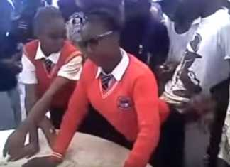 High School Girls Caught On Camera Grinding On Boys At The Nairobi Show Video