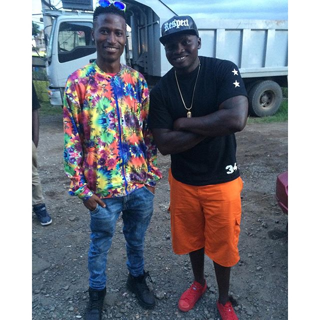 Octopizzo with Khaligraph