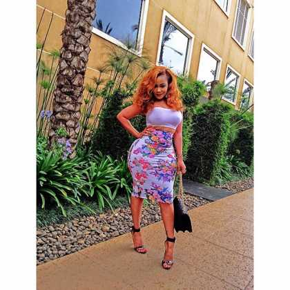 12256852 527191207456800 676091263 n 420x420 - Crowning glory! 10 Hair styles that transformed Vera Sidika to a wife material