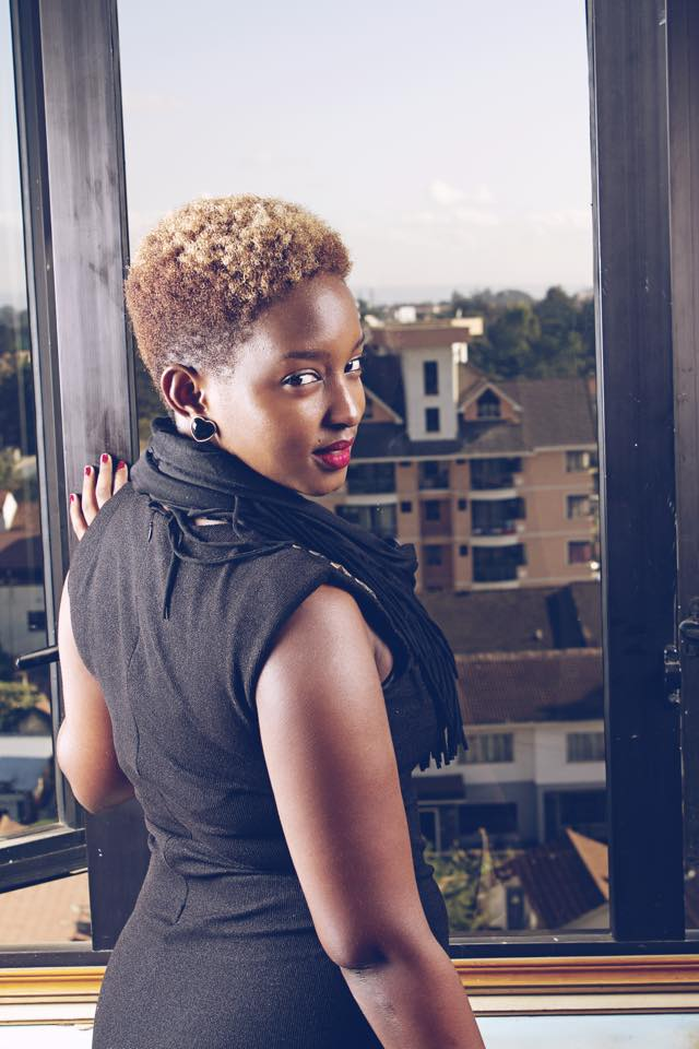 Cece Sagini 1asdadsa - Short hair gang: From Waiguru to Msalame, here are women who have rocked the hairstyle