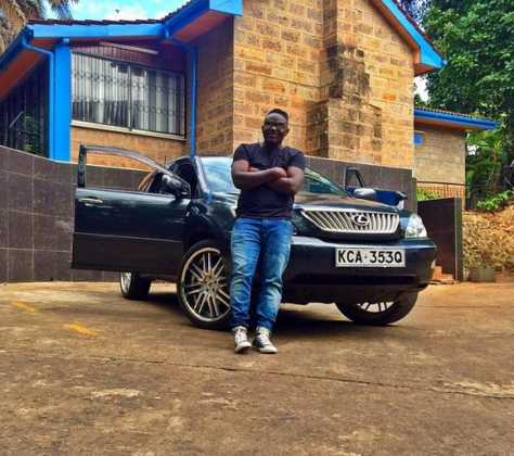 Harry Wanyama9 474x420 - The Fabulous Lifestyle Of Victor Wanyama's Younger Brother (PHOTOS)