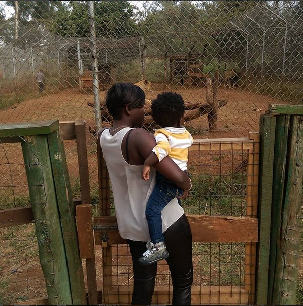 Jacque Maribe - Take lessons! What Kenyan celebrity mothers should learn from Meghan