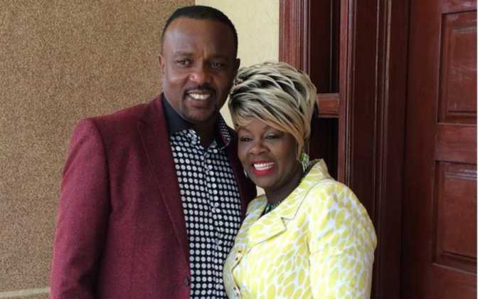 Kathy n Allan 672x420 - Kings of the pulpit! Best dressed Kenyan pastors