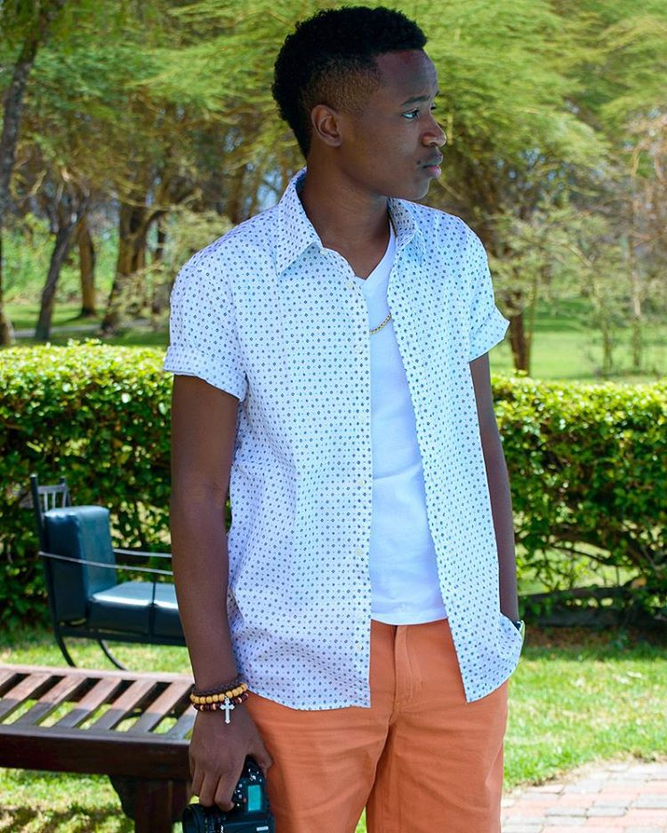 Meet The Male Fashion Blogger Who Has Beaten All Others To Win Top