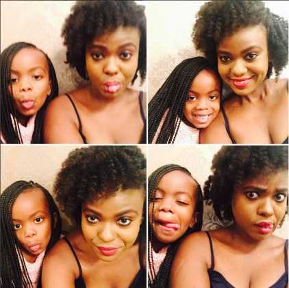 Anne Kiguta29 422x420 - From Lilian Muli To Lulu Hassan: Favorite TV Anchors With Their Children