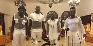 Sauti Sol fashion disaster