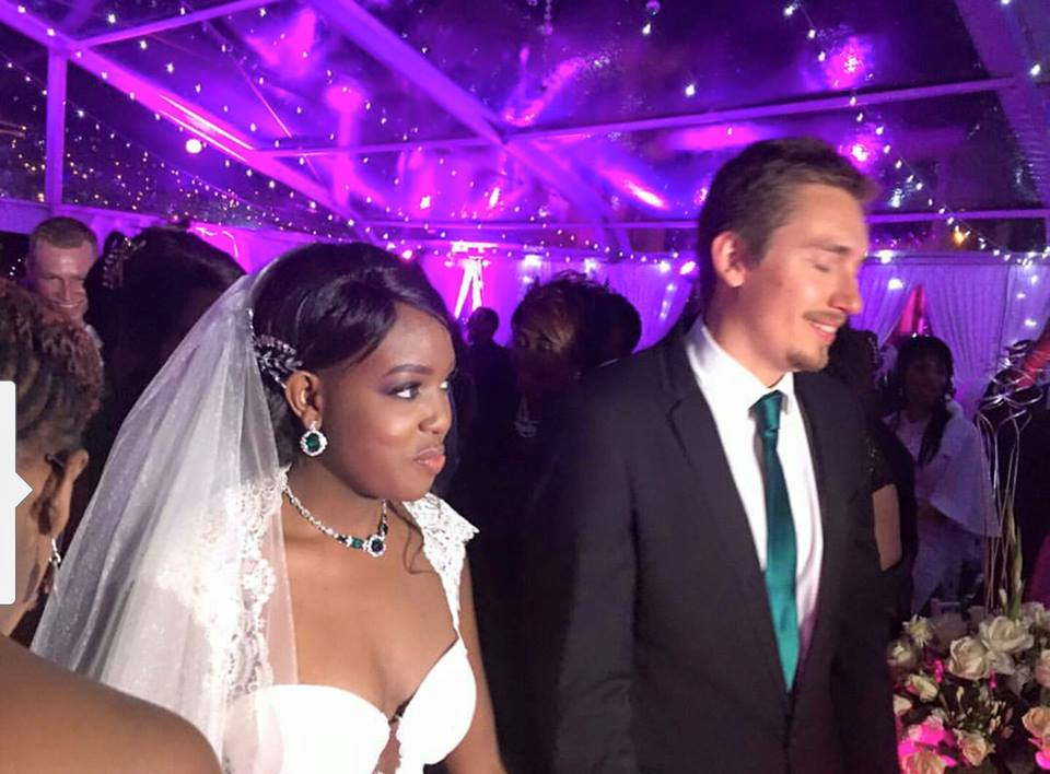 Vanessa Kiuna1 - 'I'm not a pastor!' Vanessa Kiuna speaks after she was trolled for 'nude' gown