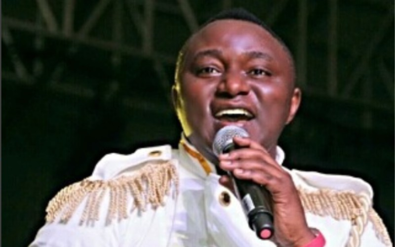 Pitson Gospel Singer - Keep off music!! Gospel artiste Pitson advised by doctors after damaging his voice