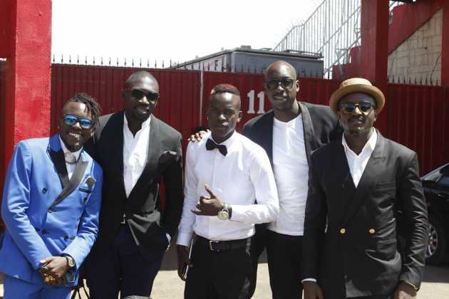 Sauti Sol Willy Paul