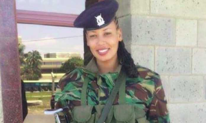 Hot female army officers