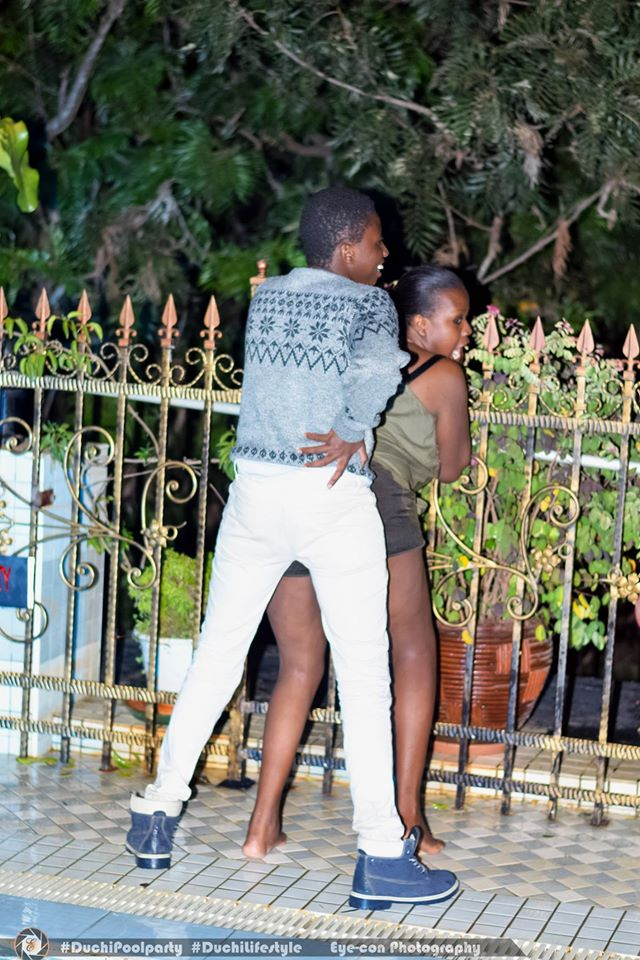 Here Are The Ratchet Photos Of Mombasa Pool Party Everyone