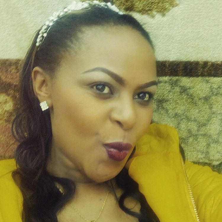 Weka Maroon Weaves Kando 5 Photos That Prove Size 8 Looks Better