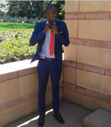 Njugush Actor1 367x420 - Who Knew Comedian Njugush Could Look This Dapper In A Suit?