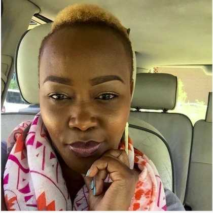 TerryAnne Chebet13 420x420 - 10 Photos That Prove That TerryAnne Chebet Looks Better With Short Hair