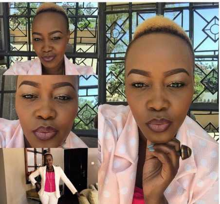 TerryAnne Chebet5 452x420 - 10 Photos That Prove That TerryAnne Chebet Looks Better With Short Hair