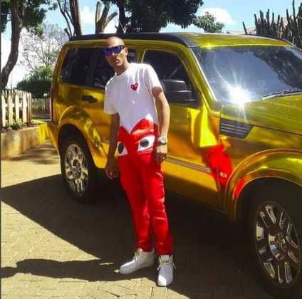 The Don1 424x420 - Meet The New Richest Male Musician In Kenya, His Lifestyle Will Blow You Away (PHOTOS)
