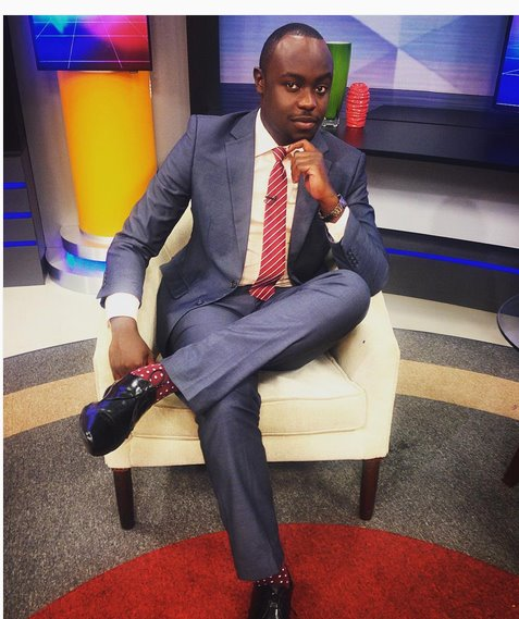 Ian Wafula7 - Beauty And Brains! Here Are The 25 Top News Anchors Of 2017
