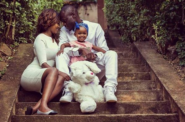 King kaka and bae - Father Abrahams! Here is a list of celebrities with more than 1 baby mama (Photos)
