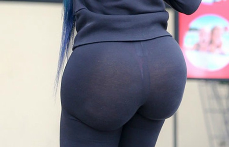 My Booty Is Growing Bigger By The Day, I Believe Im -5386