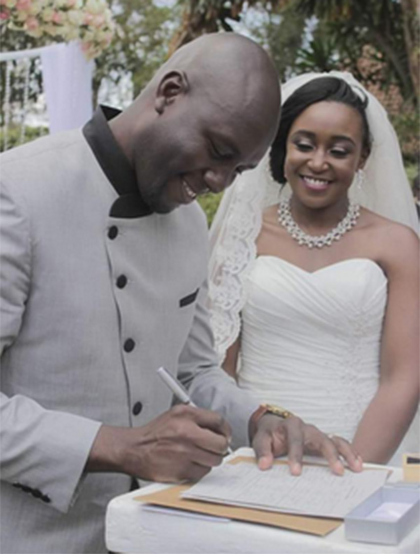 OKARI4 - 'After the divorce…' Betty Kyallo opens up