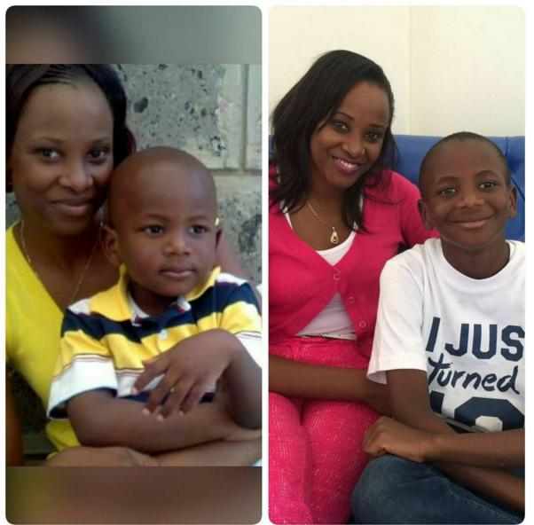 kanze dena motherhood - Madam Statehouse! The other side of Kanze Dena you did not know