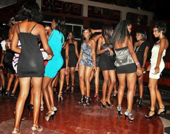 University girls nairobi sex