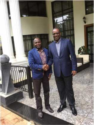Evans Kidero1 316x420 - From William Ruto To Aden Duale, Politicians Who Own Expensive Homes
