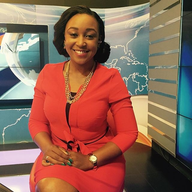 Image result for News anchor Betty Kyalo