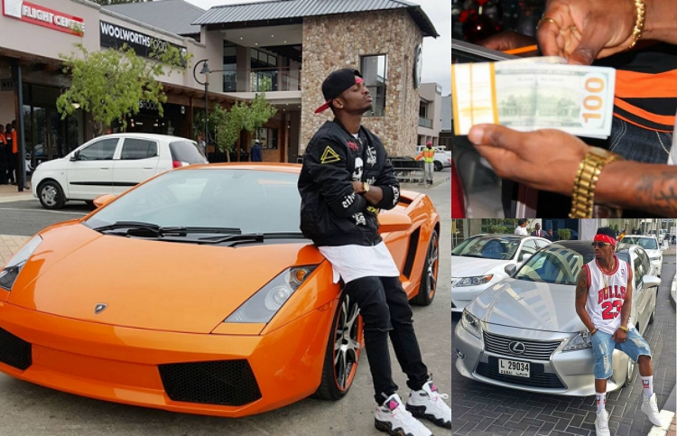 Diamond Platnumz Is Not Slowing Down He Just Launch A Bmw I8 Photo