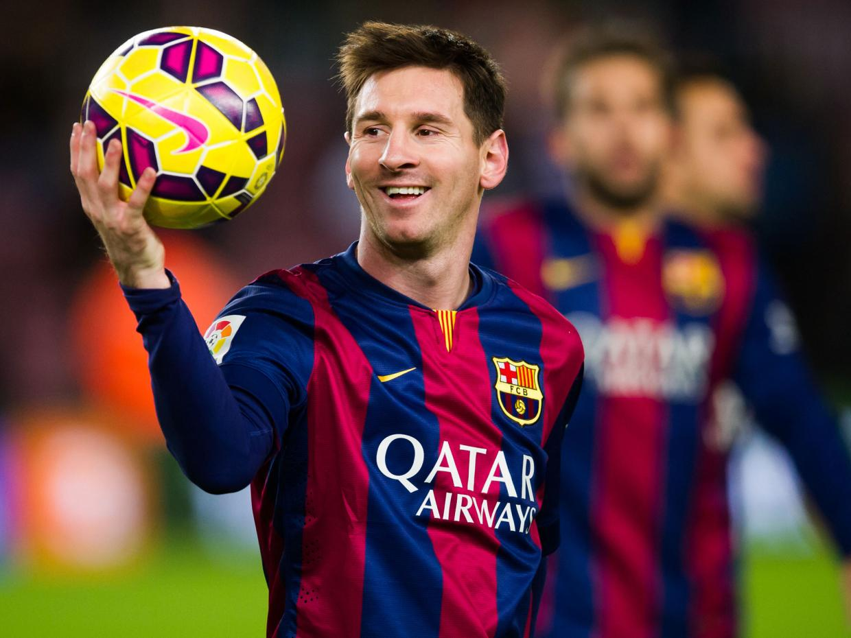 lionel messi - Pope Francis warns Messi's fans against referring him as God