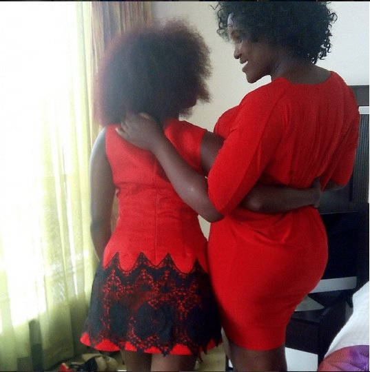 Awiti Actress2 - Hips Don't Lie! See Awiti Of Real Househelps Of Kawangware's Humongous Hips