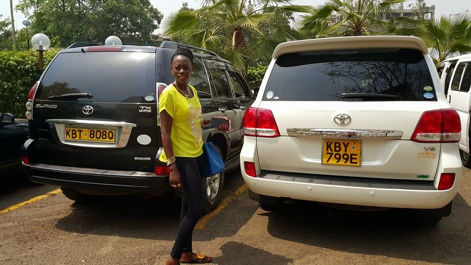 Image result for terry anne chebet car